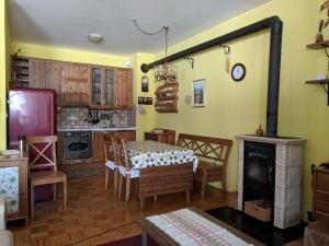Apartma v Bohinjski Bistrici