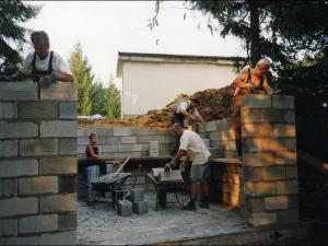 Gradnja CVVS