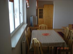 Apartma v Moravskih Toplicah