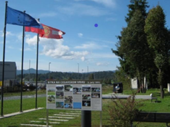Spominski park